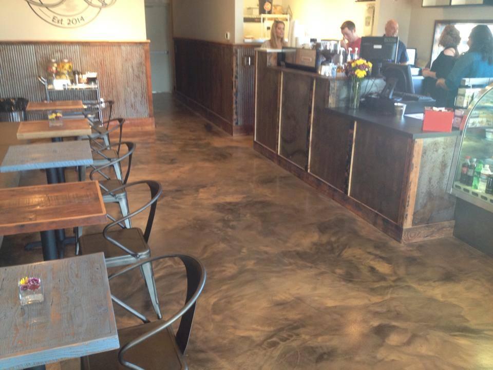 Epoxy Flooring Winchester Virginia Tailored Concrete Coatings - Epoxy floor coating for restaurants