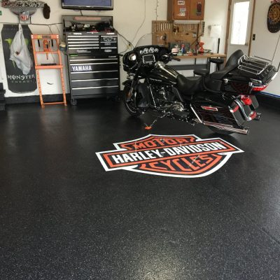 Epoxy Flake Flooring Winchester, Virginia