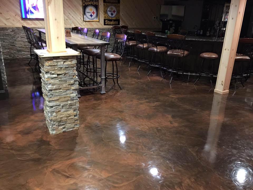 Epoxy Flooring Winchester, Virginia