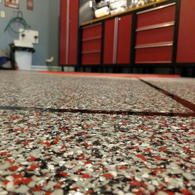 Garage Flooring Winchester, Virginia