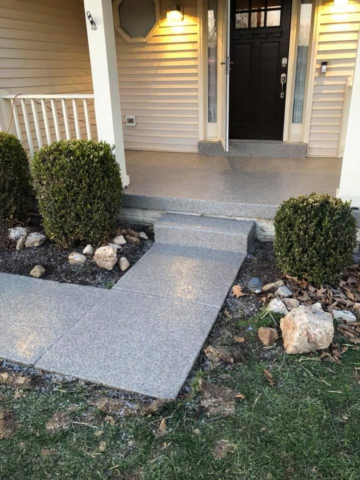 Graniflex Concrete Resurfacing | Monasses Virginia | Tailored Concrete Coatings