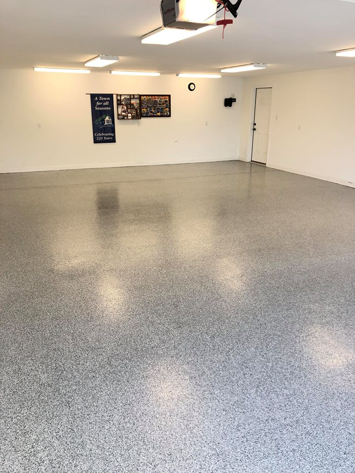 Graniflex Concrete Resurfacing | Lessburg Virginia | Tailored Concrete Coatings