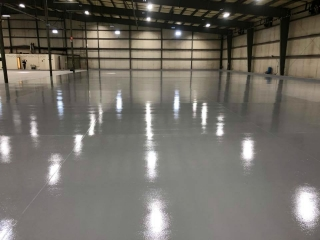 Industrial Concrete Flooring | Monasses Virginia | Tailored Concrete Coatings