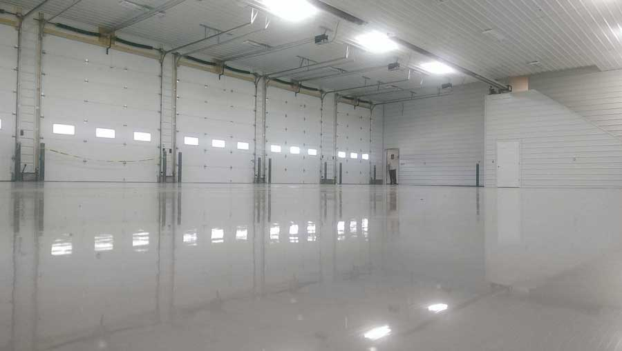 Industrial Concrete Flooring | Winchester Virginia | Tailored Concrete Coatings